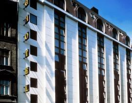 Budapest Hotel Erzsebet
