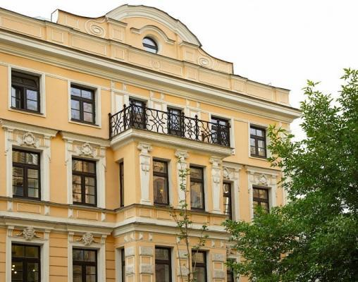 Fassade - Achilles Boutique Hotel, St. Petersburg