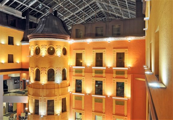 Hotel Dostojewski St. Petersburg