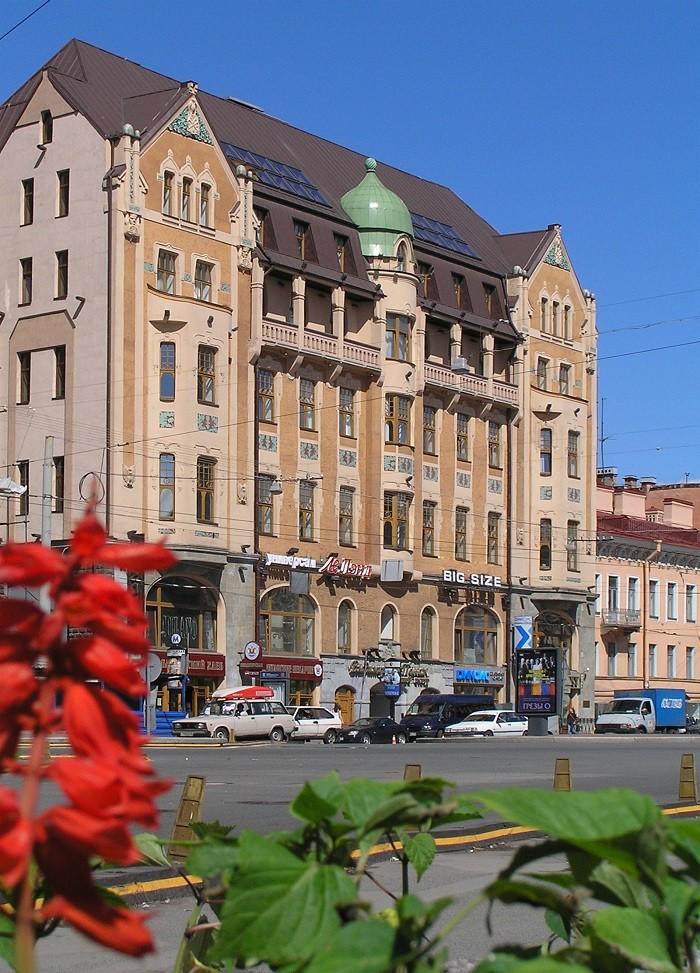Hotel Dostojewski St Petersburg