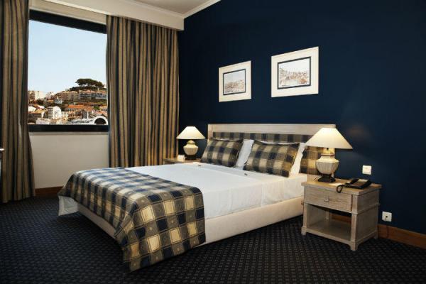Einzelzimmer im Hotel Mundial Lissabon