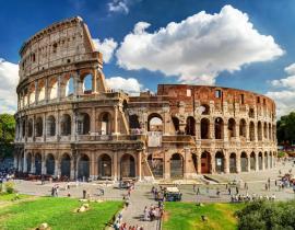 Rom zum Kennenlernen: Kolosseum