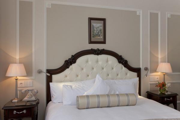 Doppelzimmer im Hotel Eremitage, St. Petersburg