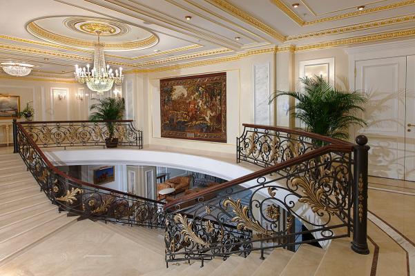 Lobby - Hotel Eremitage, St. Petersburg