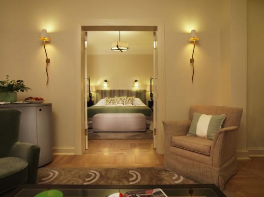 Suite im Hotel Astoria in St. Petersburg