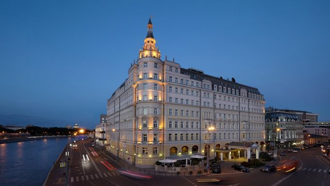 Hotel Baltschug Kempinski Moskau