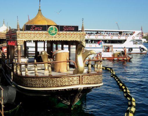 Bosporus-Bootsfahrt