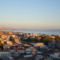 Blick auf das Marmarameer