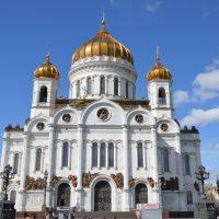 Christ-Erlöserkirche in Moskau