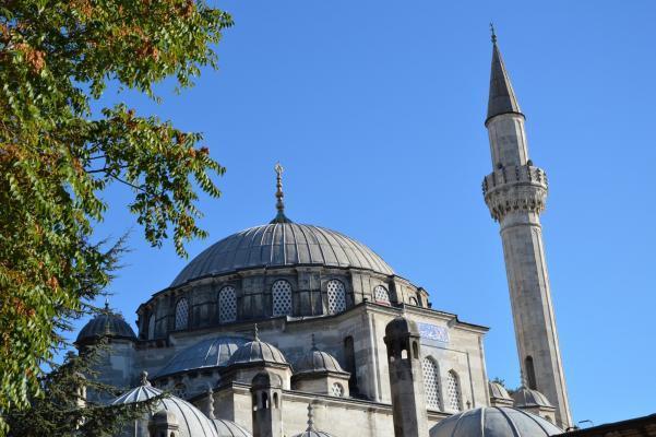Kleine Hagia Sophia in Istanbul.