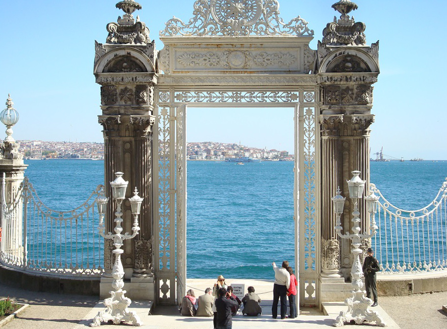 Dolmabahce-Palast