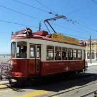 Electrico - Straßenbahn in Lissabon