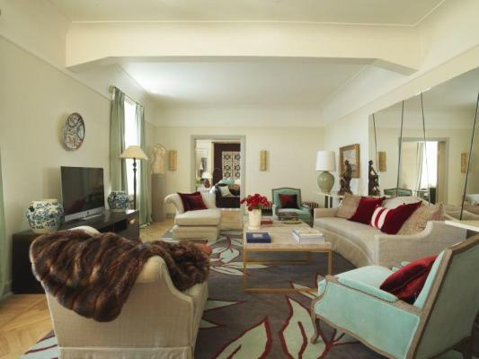 Suite im Hotel Astoria