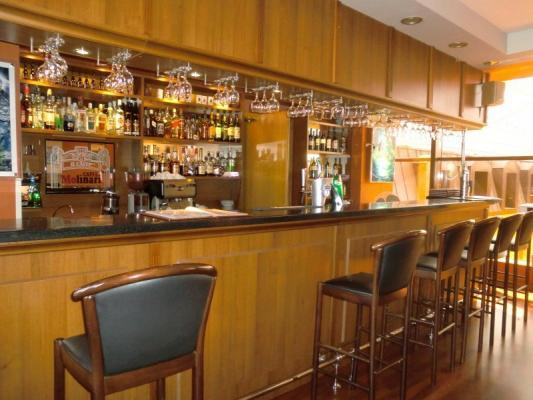 Bar - Hotel Dostojewski, St. Petersburg