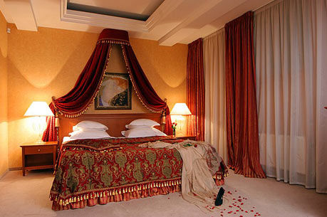 Doppelzimmer - Author Boutique-Hotel Golden Garden