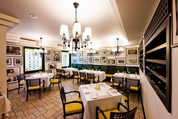 Frühstücksraum - Author Boutique-Hotel Golden Garden
