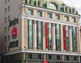 Hotel IBIS *** in St. Petersburg Reise