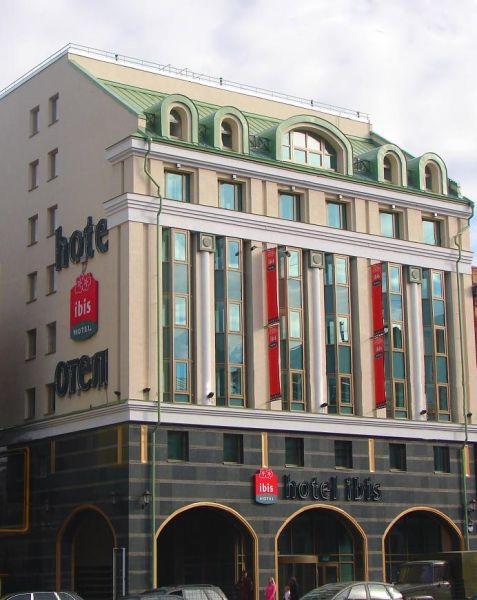 Hotel Ibis In St Petersburg Reise Mit Alex Reiseservice