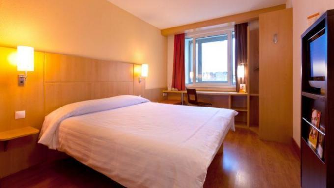 Doppelzimmer - Hotel IBIS, St. Petersburg