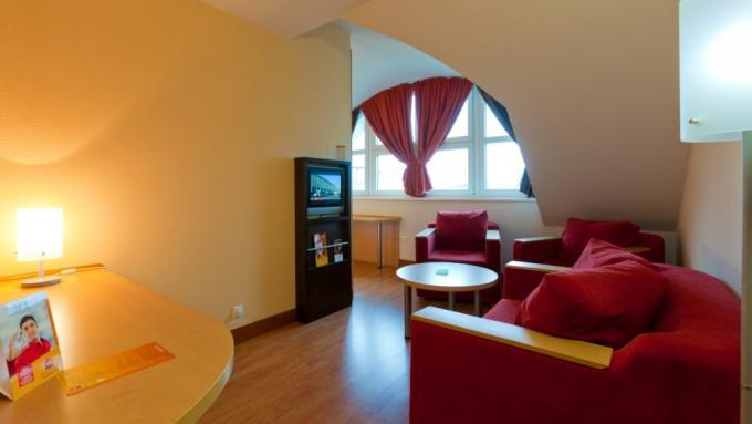 Suite - Hotel IBIS, St. Petersburg