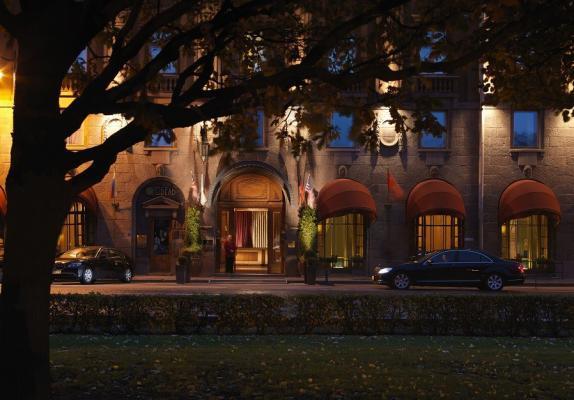 Hotel Astoria St. Petersburg Außenansicht