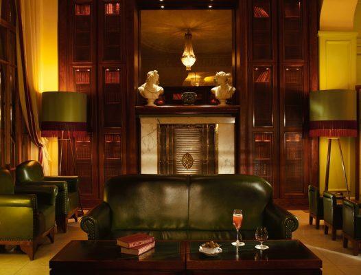 Hotel Astoria St. Petersburg Leseraum