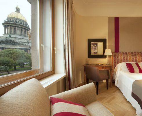 Hotel Astoria St. Petersburg Superior Deluxe Room