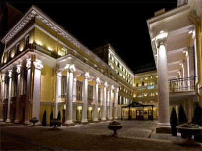 Fassade - Hotel Eremitage, St. Petersburg