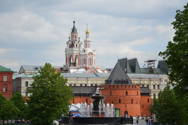 Kitaj-Gorod, Moskau