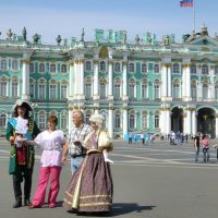 Eremitage im Winterpalast St. Petersburg