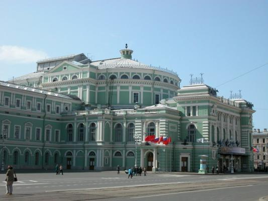Mariinski-Theater, St. Petersburg