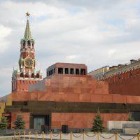 Moskauer Metro, Urlaub in Moskau, Lenin-Mausoleum in Moskau
