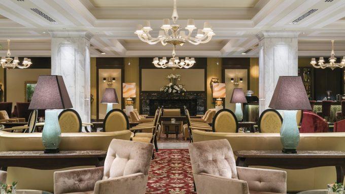 Hotel Kempinski Moskau, Reise nach Moskau