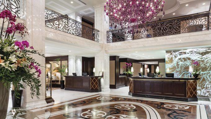 Hotel Kempinski Moskau, Moskau Reise