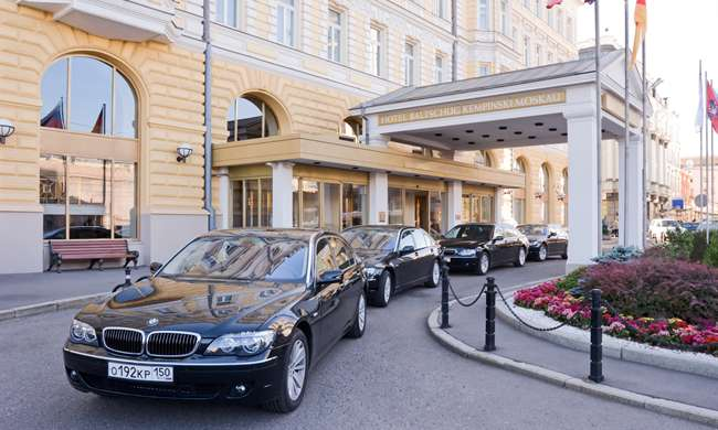 Hotel Kempinski Moskau