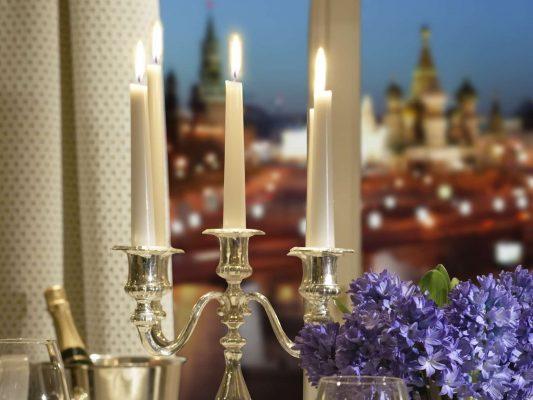 Hotel Kempinski Moskau, Kreml