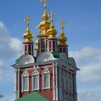 Neujungfrauenkloster in Moskau