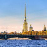 Peter-Paul-Festung, St. Petersburg