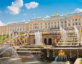 Katharinenpalast - Pauschalreise nach St. Petersburg