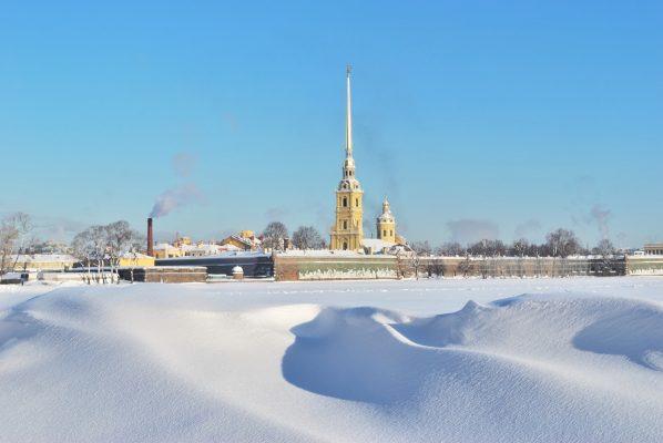 St. Petersburg Peter und Paul Festung