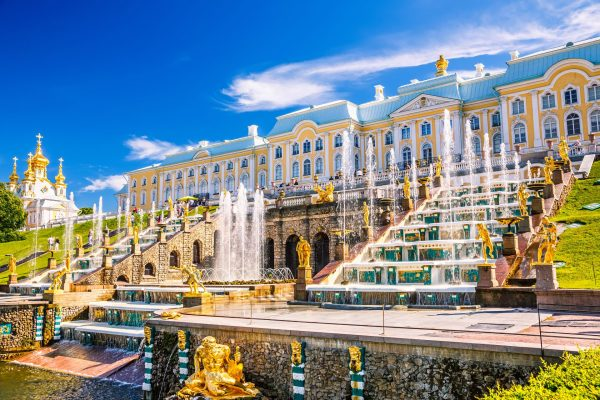 St. Petersburg Russland