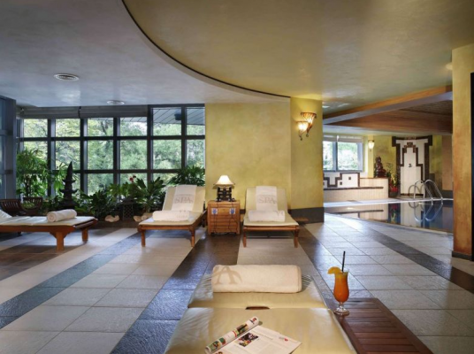Pool - Hotel Kempinski Corvinus