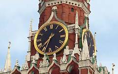 Spasski-Turm am Kreml, Moskau