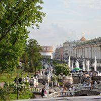 Alexander-Garten in Moskau