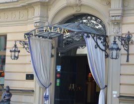 Hotel Le Palais in Prag