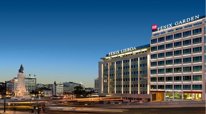 Fassade - Hotel HF Fenix Garden, Lissabon