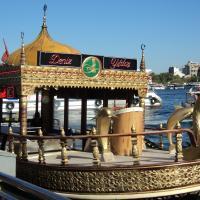 Goldenes Horn - Bosporus-Rundfahrt