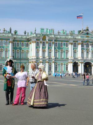 Eremitage im Winterpalast, St. Petersburg