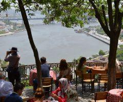 Pierre Loti Hügel in Istanbul