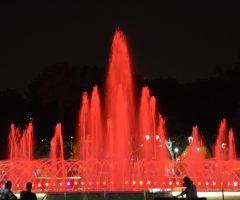 Springbrunnen in Istanbul